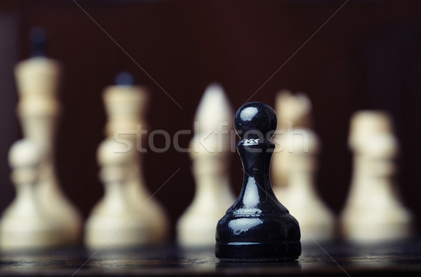 Chess Stock photo © Novic