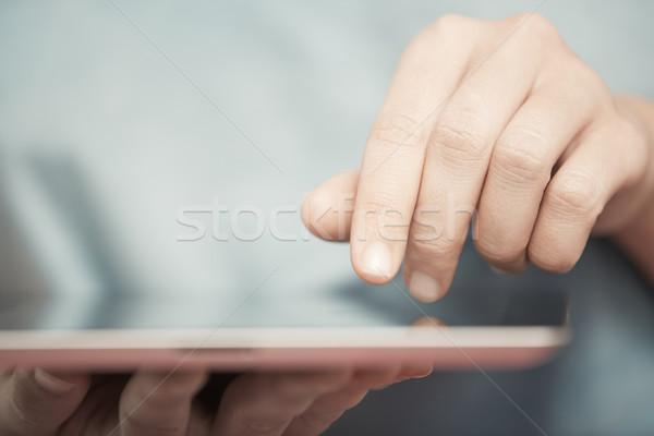 Tablet computer Stock photo © Novic