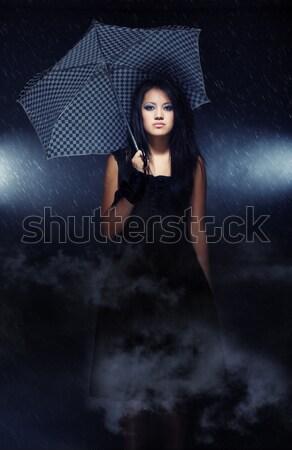 Rainy Stock photo © Novic