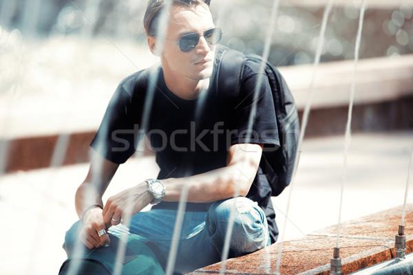 Traveler Stock photo © Novic