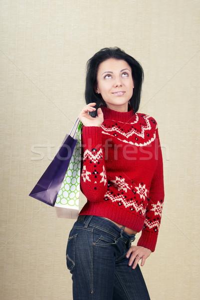 Shopper Stock photo © Novic
