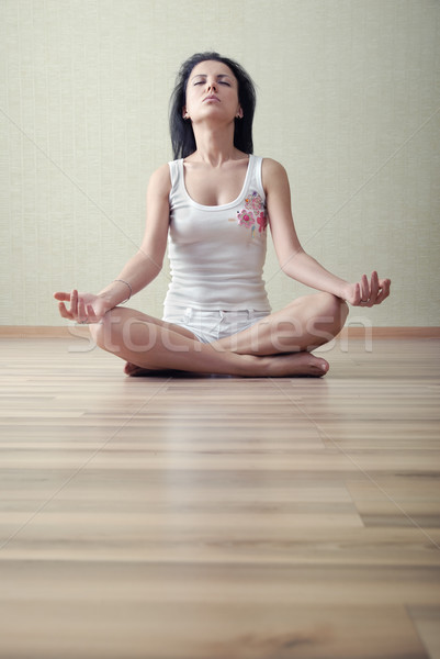 Yoga Stock photo © Novic