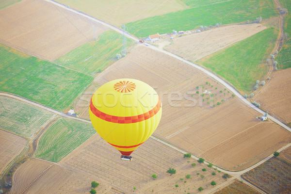Air balloon Stock photo © Novic