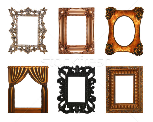 Picture Frames Stock photo © nruboc