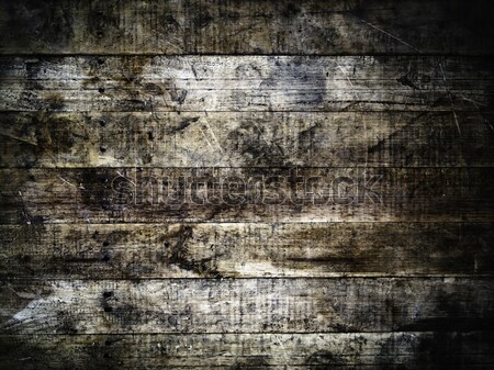 grunge old wood wall Stock photo © nuttakit