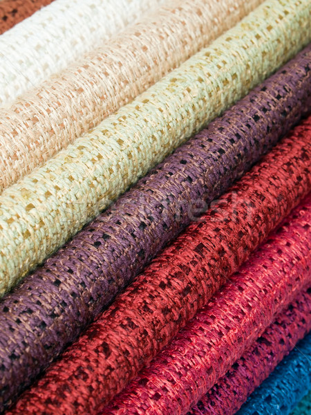 colored cotton lining layer Stock photo © nuttakit
