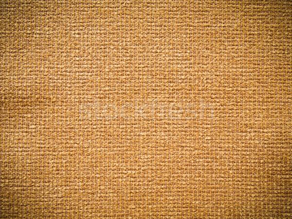 Textuur bruin weefsel interieur abstract stoel Stockfoto © nuttakit
