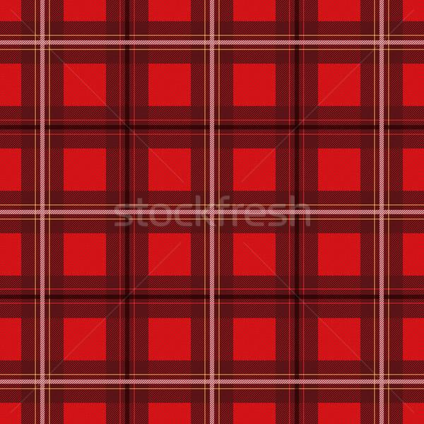 Rood illustratie print textuur kunst weefsel Stockfoto © nuttakit