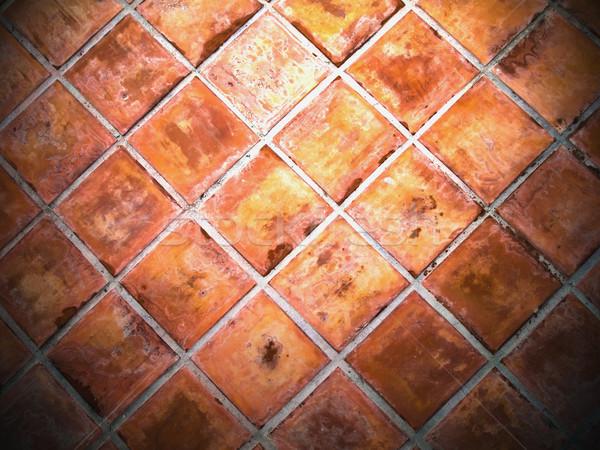Stock photo: Ceramic wall tiles