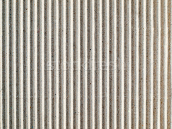 Corrugated paper Stock photo © nuttakit