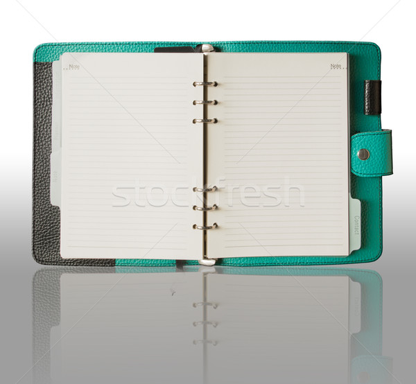cover binder book Stock photo © nuttakit