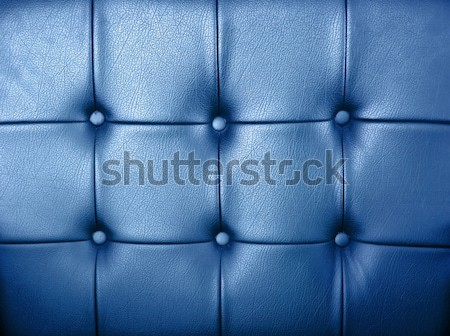 Black leather decoration Stock photo © nuttakit