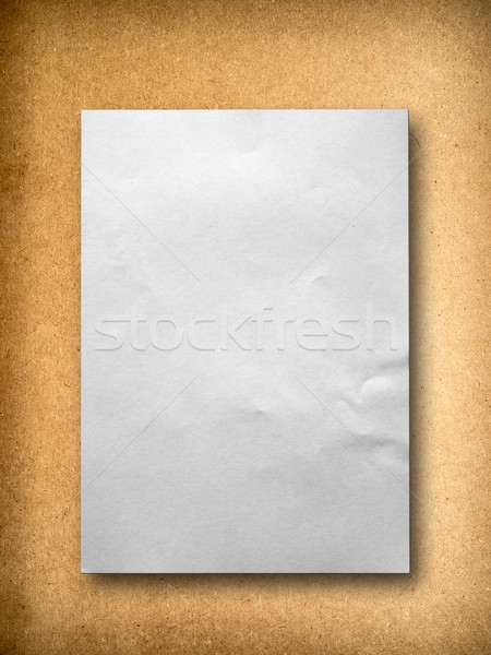 Texture of  Medium Density Fiberboard Stock photo © nuttakit