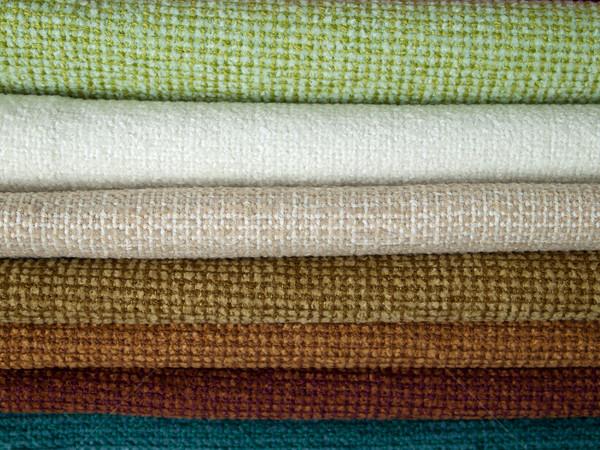 Colorato cotone molti strato orizzontale texture Foto d'archivio © nuttakit