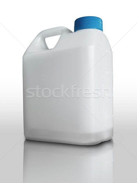 White plastic gallon Stock photo © nuttakit