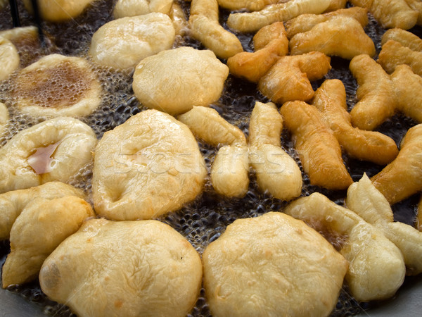 Deep-fried dough stick Stock photo © nuttakit
