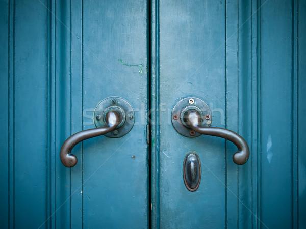 Door handles Stock photo © nuttakit