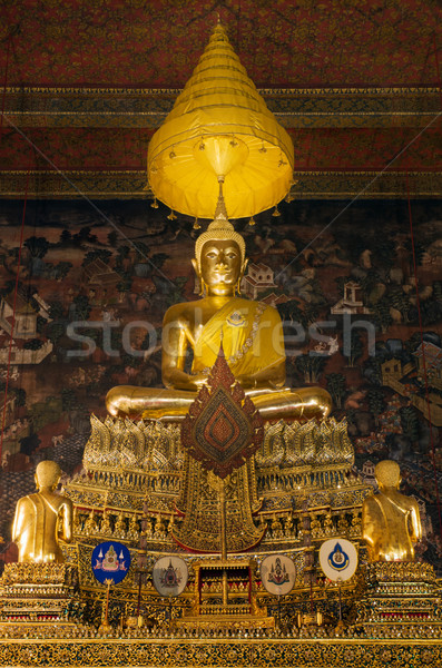 "Principal Buddha image ""Phra Buddha Deva Patimakorn' Stock photo © nuttakit"