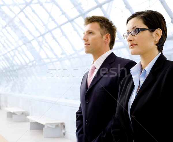 Successful business people Stock photo © nyul