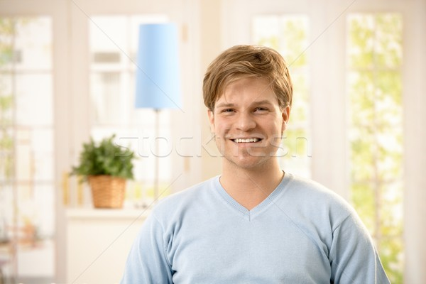 Portrait of young man Stock photo © nyul