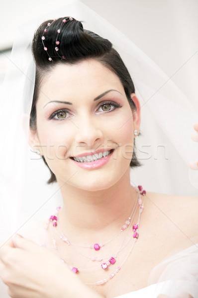 Bride Stock photo © nyul