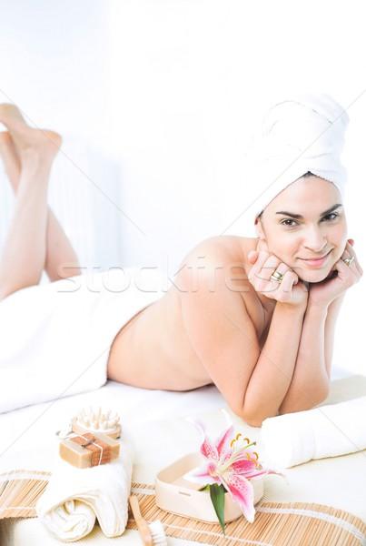 Wellness Stock photo © nyul