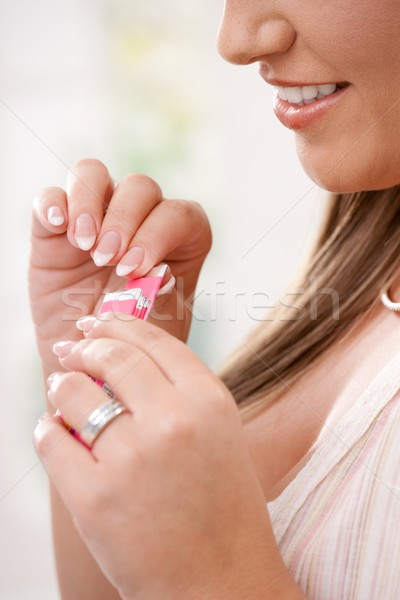 Chewing gums Stock photo © nyul