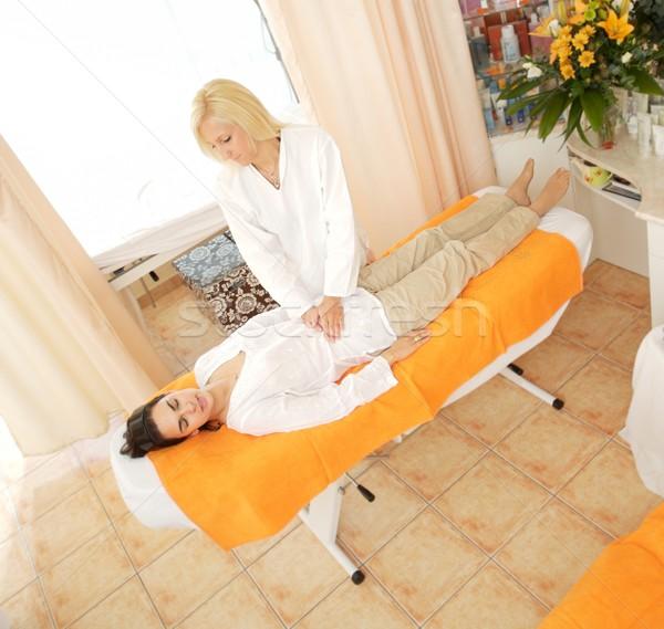 Massage salon Stock photo © nyul