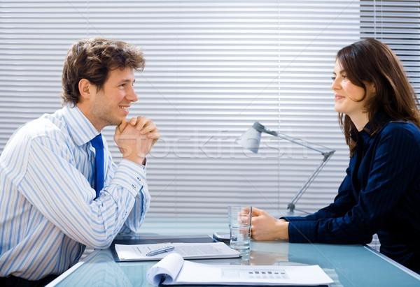 állásinterjú, mint a randevú írj magadról társkereső oldalra