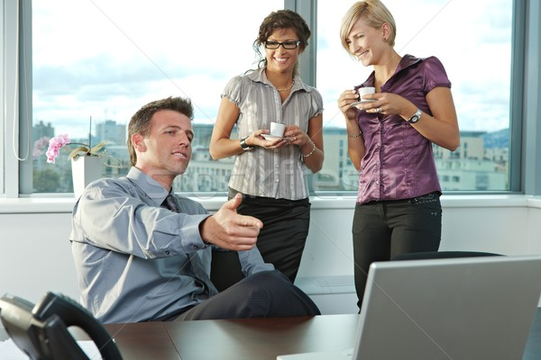 Business people at office Stock photo © nyul