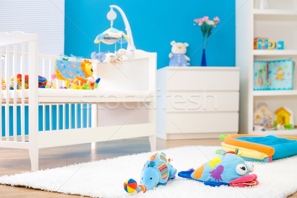 Children's Room Stock photo © nyul