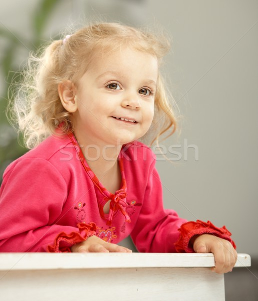 Happy two-year-old smiling  Stock photo © nyul