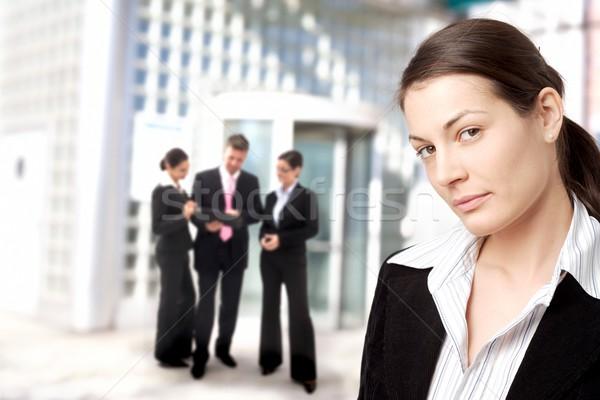 Businesswoman Stock photo © nyul