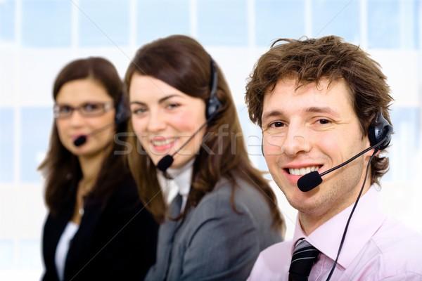 Customer Service Stock photo © nyul