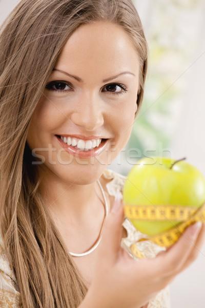 Apple diet Stock photo © nyul