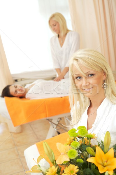 The beauty-shop awaits you Stock photo © nyul