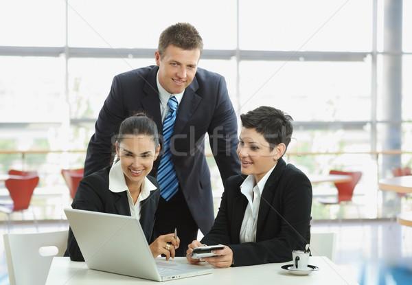 Business meeting Stock photo © nyul