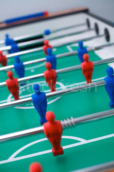Table Football Stock photo © nyul