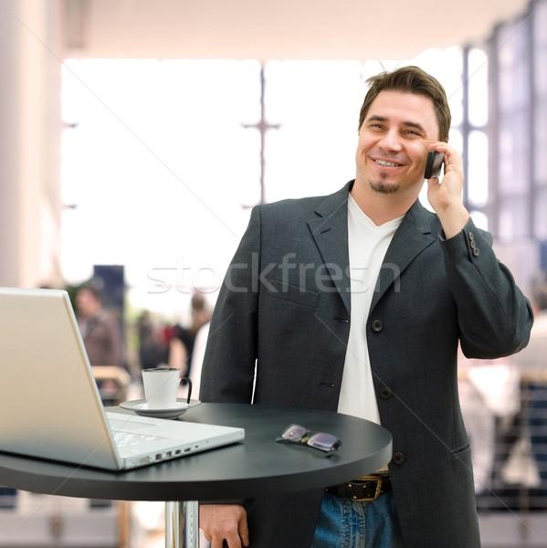 entrepreneur Stock photo © nyul
