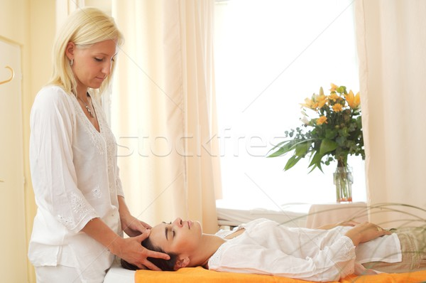 Restful Massage Stock photo © nyul