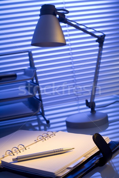 Office Desk Stock photo © nyul