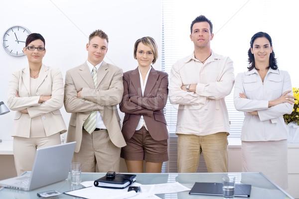 Business staff Stock photo © nyul