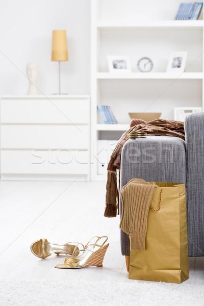 New clothes Stock photo © nyul