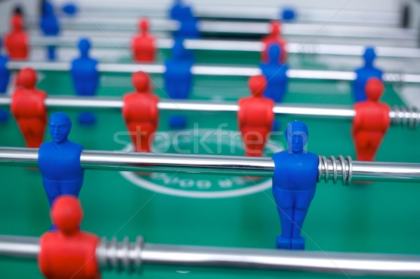 Tabletop football Stock photo © nyul