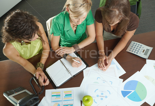 Business meeting Stock photo © nyul