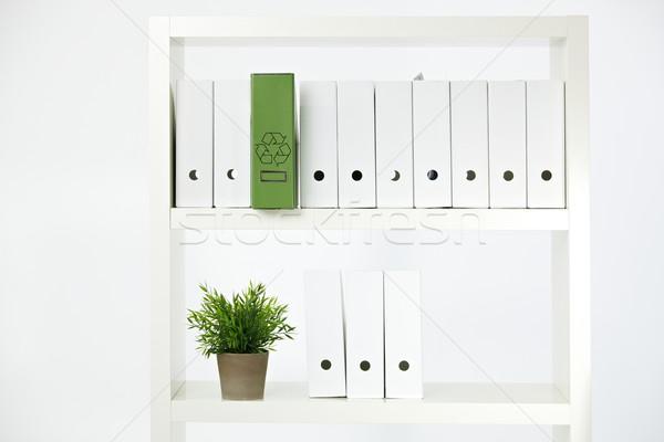 環境の 保全 オフィス 画像 緑 フォルダ ストックフォト © nyul