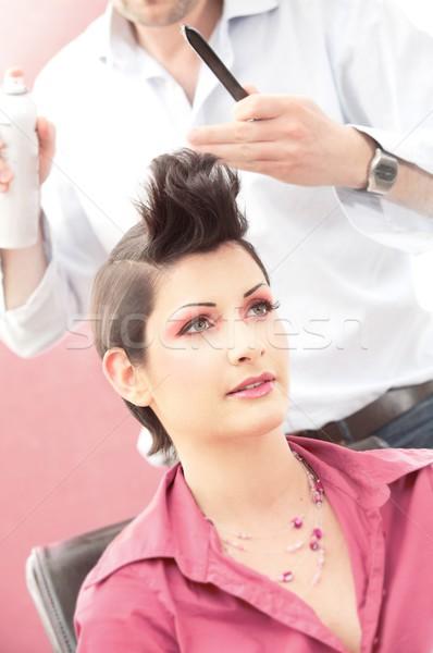 hairdesign Stock photo © nyul