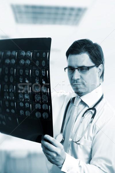 Medical doctor Stock photo © nyul