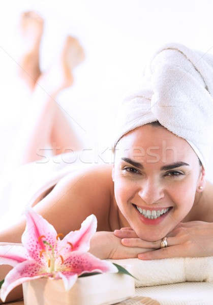 Stock photo: Wellness
