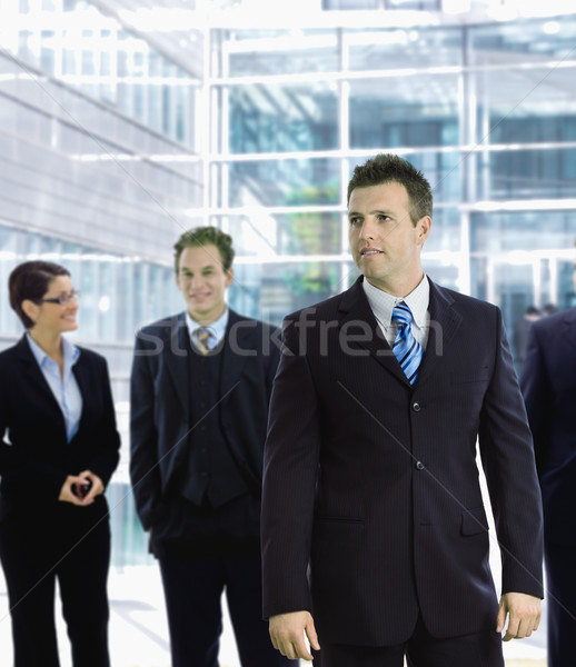 Young businessman Stock photo © nyul